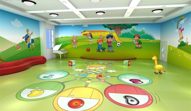 幼儿园墙绘价格,墙绘公司